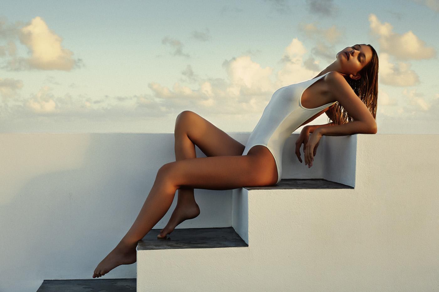 in bikini Feet Mathilde Frachon naked photo 2017